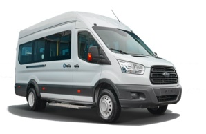 Ford Transit NEW 19+3 мест (Фото)